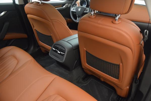New 2018 Maserati Ghibli S Q4 GranLusso for sale Sold at Aston Martin of Greenwich in Greenwich CT 06830 16