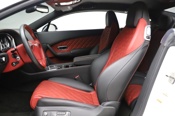 Used 2016 Bentley Continental GT V8 S for sale Sold at Aston Martin of Greenwich in Greenwich CT 06830 18
