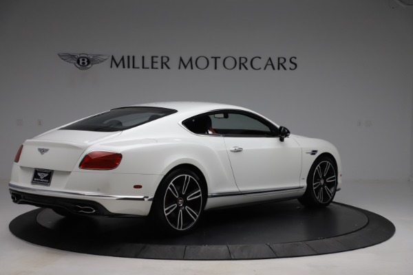 Used 2016 Bentley Continental GT V8 S for sale Sold at Aston Martin of Greenwich in Greenwich CT 06830 8