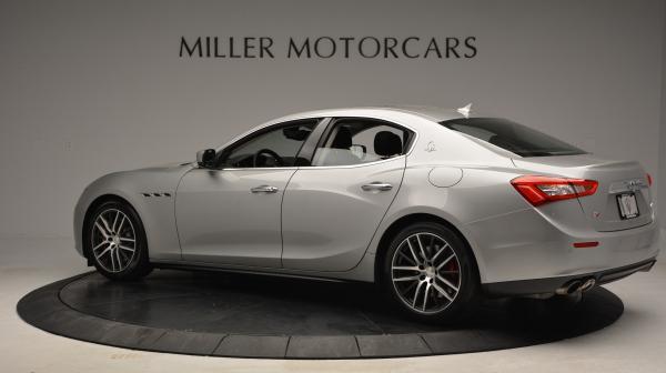 New 2016 Maserati Ghibli S Q4 for sale Sold at Aston Martin of Greenwich in Greenwich CT 06830 4