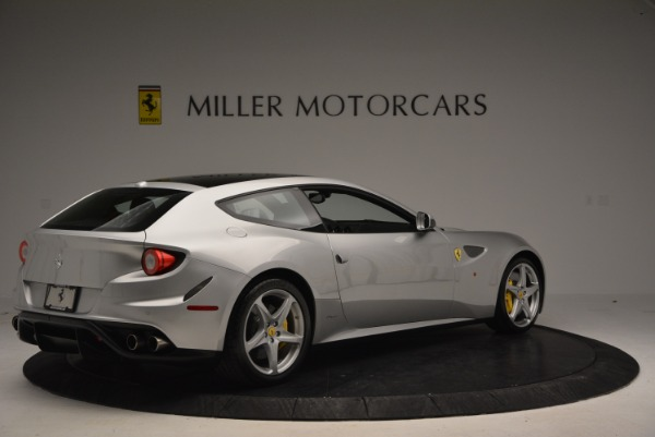 Used 2012 Ferrari FF for sale Sold at Aston Martin of Greenwich in Greenwich CT 06830 7