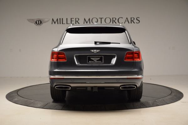 Used 2018 Bentley Bentayga W12 Signature for sale Sold at Aston Martin of Greenwich in Greenwich CT 06830 6