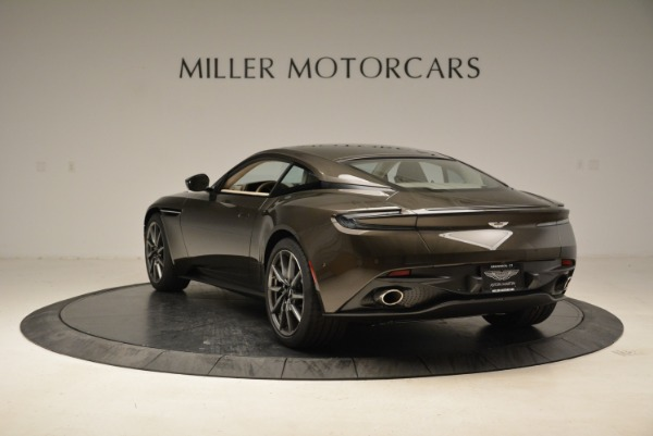 New 2018 Aston Martin DB11 V12 for sale Sold at Aston Martin of Greenwich in Greenwich CT 06830 5
