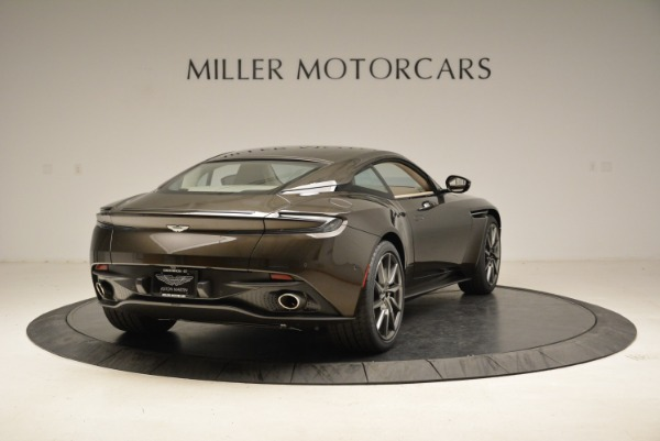 New 2018 Aston Martin DB11 V12 for sale Sold at Aston Martin of Greenwich in Greenwich CT 06830 7