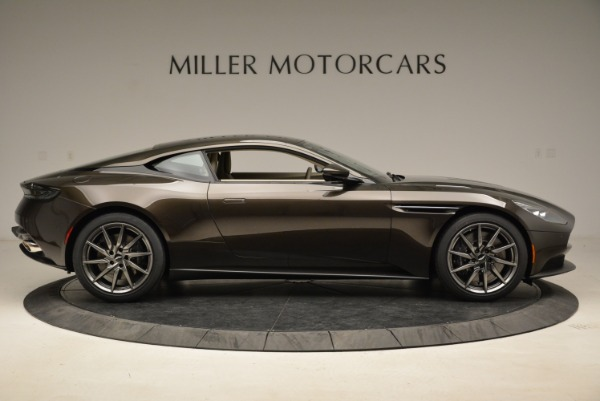 New 2018 Aston Martin DB11 V12 for sale Sold at Aston Martin of Greenwich in Greenwich CT 06830 9