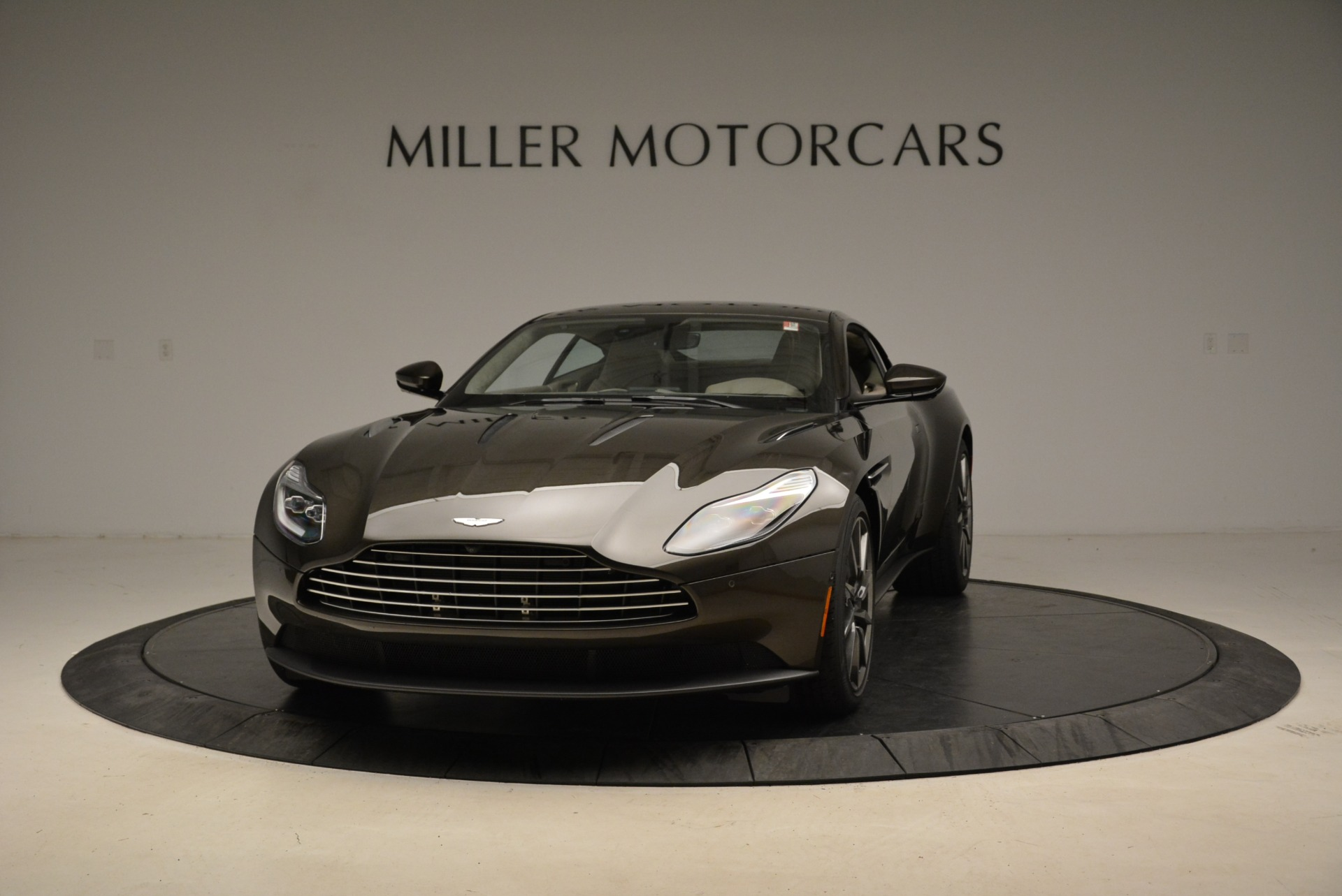 New 2018 Aston Martin DB11 V12 for sale Sold at Aston Martin of Greenwich in Greenwich CT 06830 1
