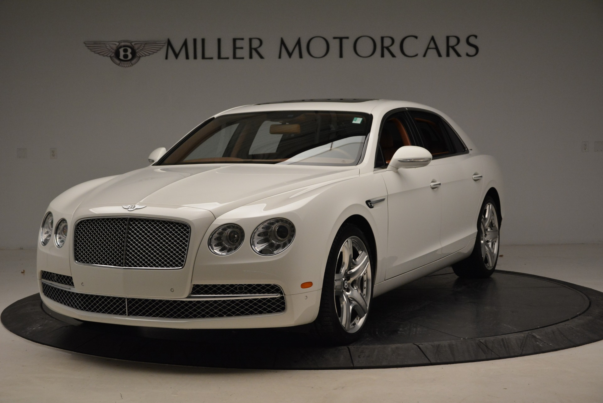 Used 2014 Bentley Flying Spur W12 for sale Sold at Aston Martin of Greenwich in Greenwich CT 06830 1