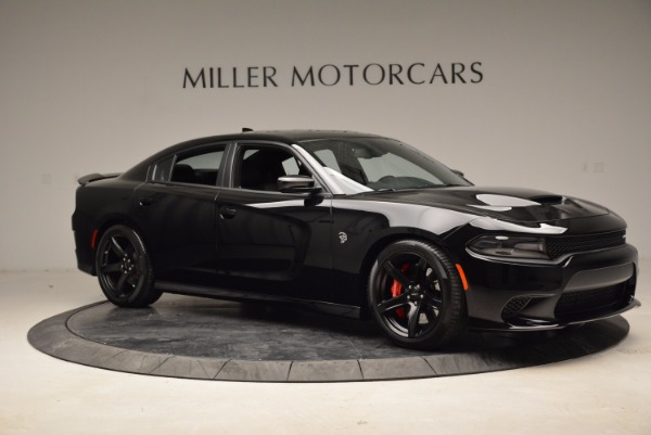 Used 2017 Dodge Charger SRT Hellcat for sale Sold at Aston Martin of Greenwich in Greenwich CT 06830 10