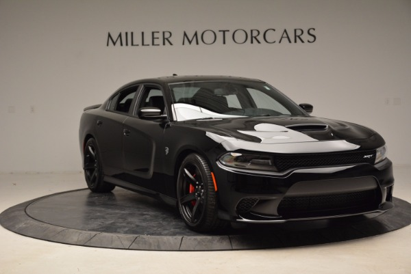 Used 2017 Dodge Charger SRT Hellcat for sale Sold at Aston Martin of Greenwich in Greenwich CT 06830 11