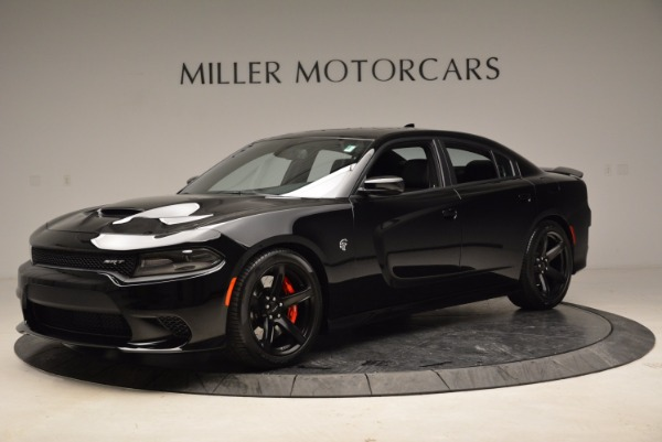 Used 2017 Dodge Charger SRT Hellcat for sale Sold at Aston Martin of Greenwich in Greenwich CT 06830 2