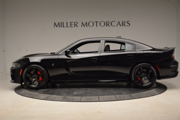 Used 2017 Dodge Charger SRT Hellcat for sale Sold at Aston Martin of Greenwich in Greenwich CT 06830 3