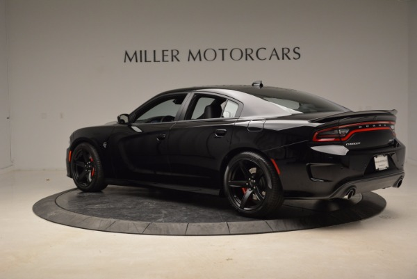 Used 2017 Dodge Charger SRT Hellcat for sale Sold at Aston Martin of Greenwich in Greenwich CT 06830 4