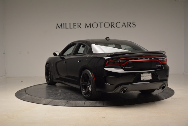 Used 2017 Dodge Charger SRT Hellcat for sale Sold at Aston Martin of Greenwich in Greenwich CT 06830 5