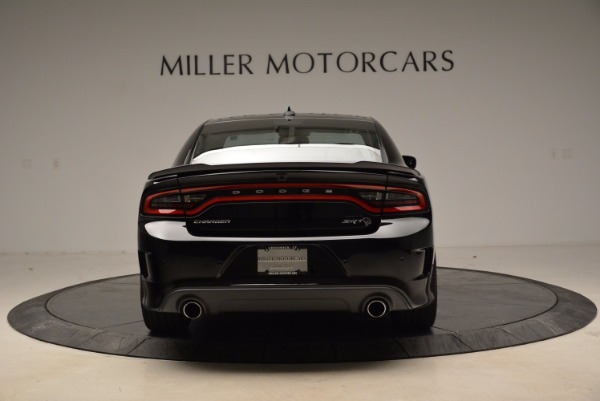 Used 2017 Dodge Charger SRT Hellcat for sale Sold at Aston Martin of Greenwich in Greenwich CT 06830 6