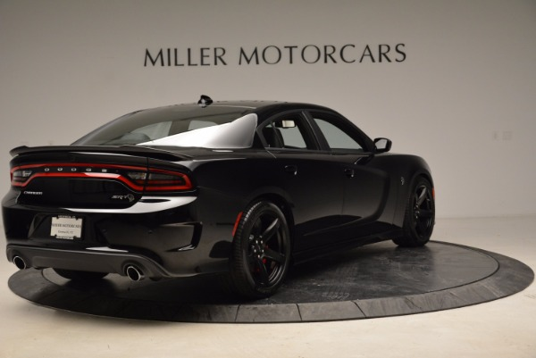 Used 2017 Dodge Charger SRT Hellcat for sale Sold at Aston Martin of Greenwich in Greenwich CT 06830 7