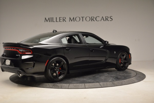 Used 2017 Dodge Charger SRT Hellcat for sale Sold at Aston Martin of Greenwich in Greenwich CT 06830 8