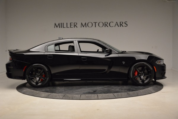 Used 2017 Dodge Charger SRT Hellcat for sale Sold at Aston Martin of Greenwich in Greenwich CT 06830 9