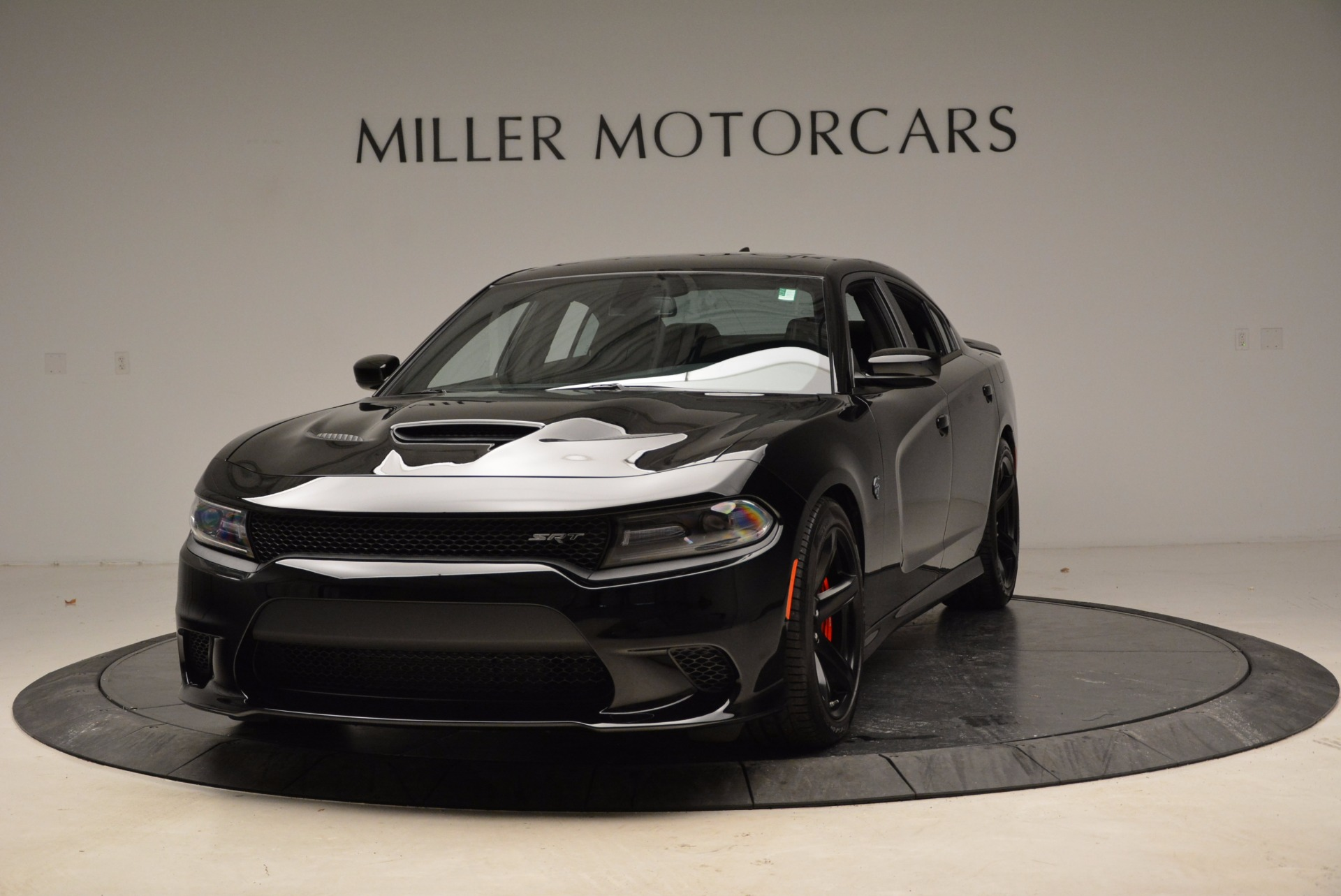 Used 2017 Dodge Charger SRT Hellcat for sale Sold at Aston Martin of Greenwich in Greenwich CT 06830 1