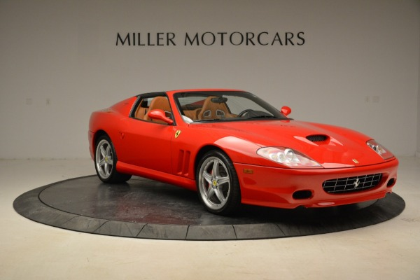 Used 2005 Ferrari Superamerica for sale $299,900 at Aston Martin of Greenwich in Greenwich CT 06830 10