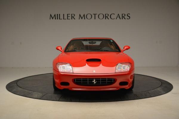Used 2005 Ferrari Superamerica for sale $299,900 at Aston Martin of Greenwich in Greenwich CT 06830 11