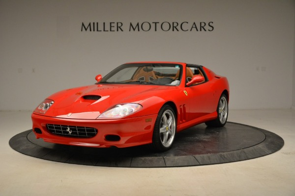Used 2005 Ferrari Superamerica for sale Sold at Aston Martin of Greenwich in Greenwich CT 06830 12