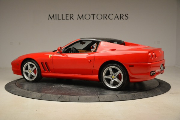 Used 2005 Ferrari Superamerica for sale Sold at Aston Martin of Greenwich in Greenwich CT 06830 15