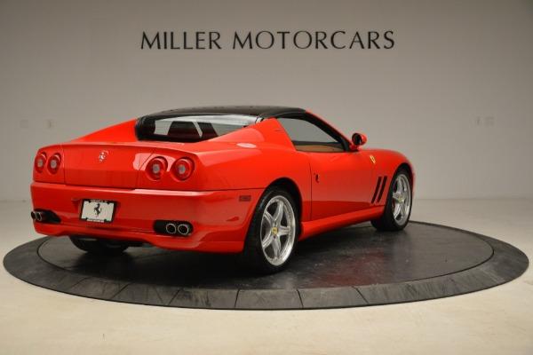 Used 2005 Ferrari Superamerica for sale Sold at Aston Martin of Greenwich in Greenwich CT 06830 17