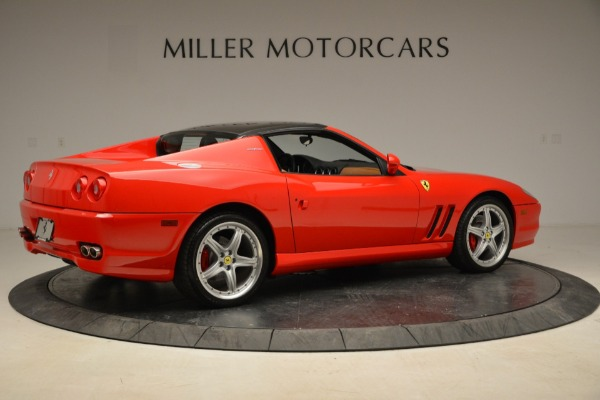 Used 2005 Ferrari Superamerica for sale Sold at Aston Martin of Greenwich in Greenwich CT 06830 18