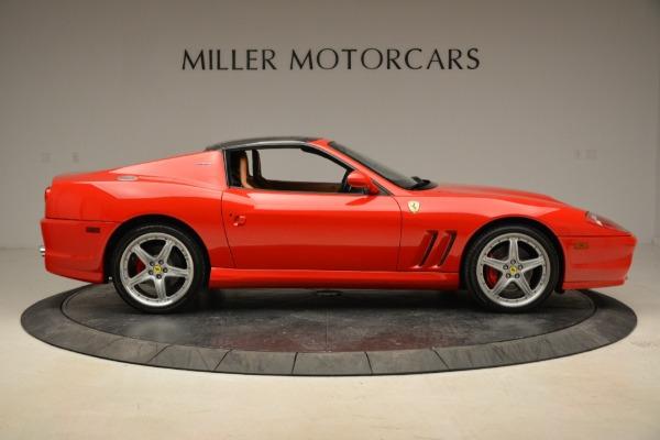 Used 2005 Ferrari Superamerica for sale Sold at Aston Martin of Greenwich in Greenwich CT 06830 19