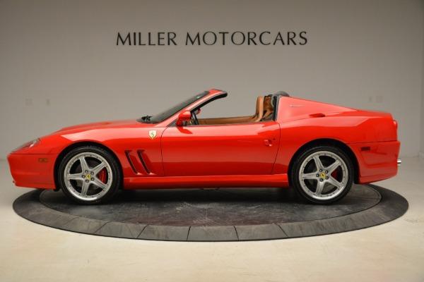 Used 2005 Ferrari Superamerica for sale $299,900 at Aston Martin of Greenwich in Greenwich CT 06830 2