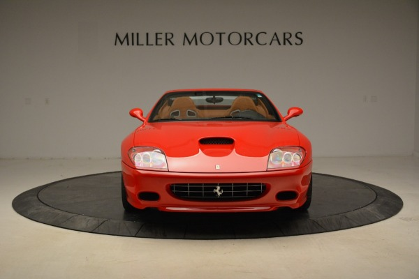 Used 2005 Ferrari Superamerica for sale $299,900 at Aston Martin of Greenwich in Greenwich CT 06830 21