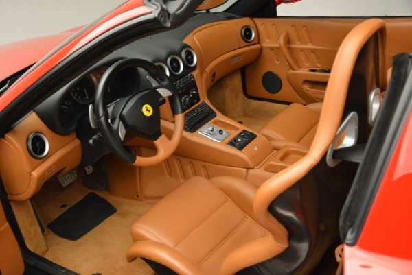 Used 2005 Ferrari Superamerica for sale Sold at Aston Martin of Greenwich in Greenwich CT 06830 22