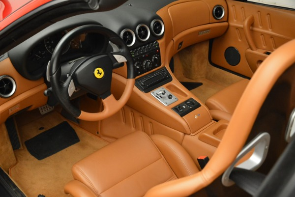 Used 2005 Ferrari Superamerica for sale Sold at Aston Martin of Greenwich in Greenwich CT 06830 23