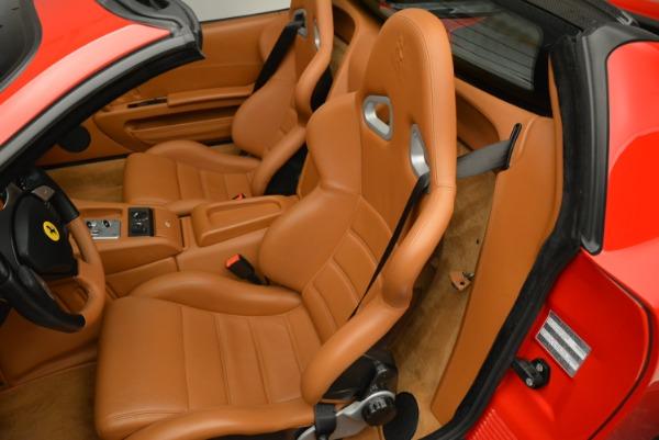 Used 2005 FERRARI Superamerica for sale $299,900 at Aston Martin of Greenwich in Greenwich CT 06830 24