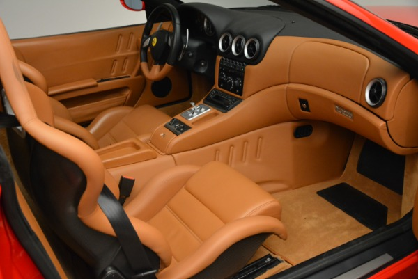 Used 2005 Ferrari Superamerica for sale Sold at Aston Martin of Greenwich in Greenwich CT 06830 26