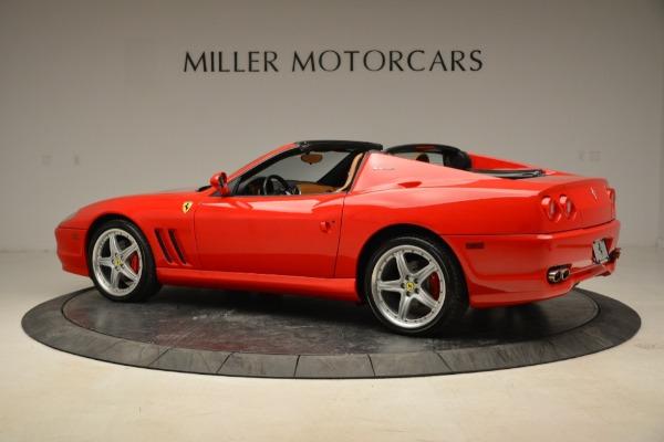 Used 2005 FERRARI Superamerica for sale $299,900 at Aston Martin of Greenwich in Greenwich CT 06830 3