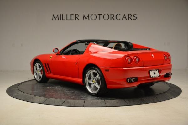 Used 2005 Ferrari Superamerica for sale $299,900 at Aston Martin of Greenwich in Greenwich CT 06830 4