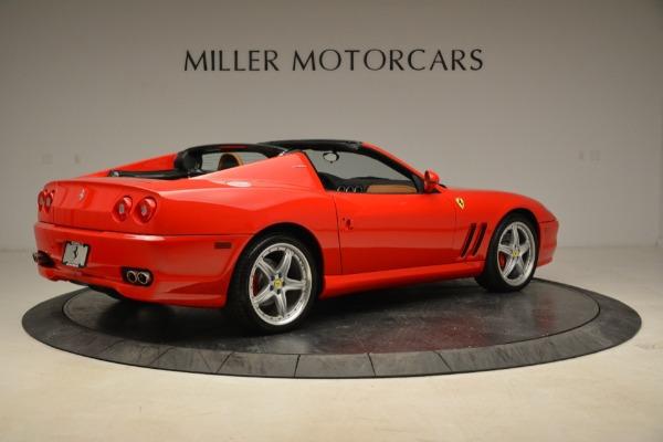 Used 2005 Ferrari Superamerica for sale Sold at Aston Martin of Greenwich in Greenwich CT 06830 7