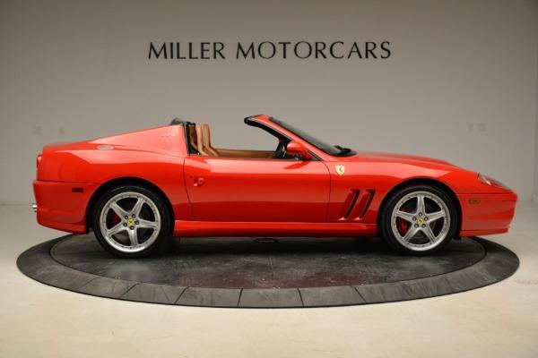Used 2005 Ferrari Superamerica for sale $299,900 at Aston Martin of Greenwich in Greenwich CT 06830 8