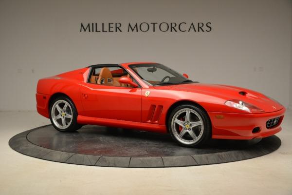 Used 2005 Ferrari Superamerica for sale Sold at Aston Martin of Greenwich in Greenwich CT 06830 9