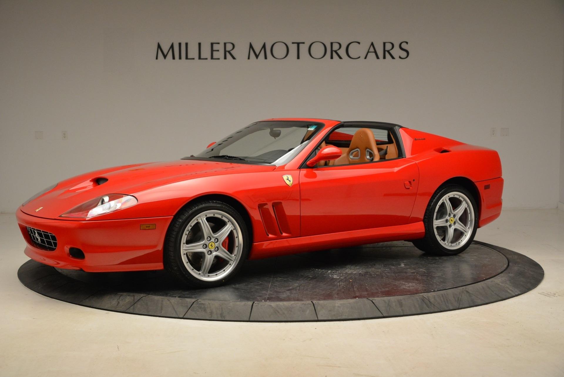 Used 2005 Ferrari Superamerica for sale $299,900 at Aston Martin of Greenwich in Greenwich CT 06830 1