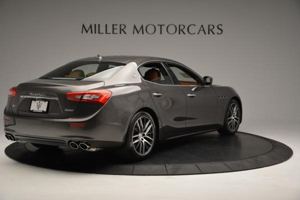 Used 2016 Maserati Ghibli S Q4 for sale Sold at Aston Martin of Greenwich in Greenwich CT 06830 6