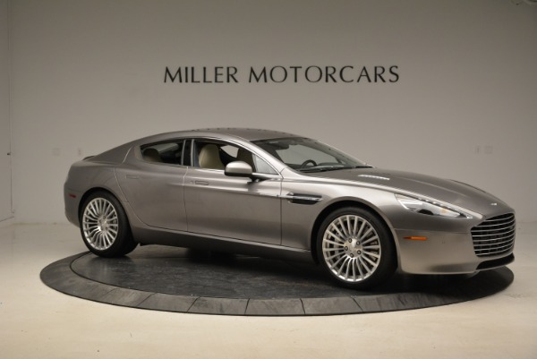 Used 2014 Aston Martin Rapide S for sale Sold at Aston Martin of Greenwich in Greenwich CT 06830 10