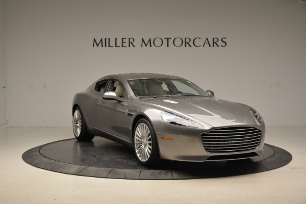 Used 2014 Aston Martin Rapide S for sale Sold at Aston Martin of Greenwich in Greenwich CT 06830 11