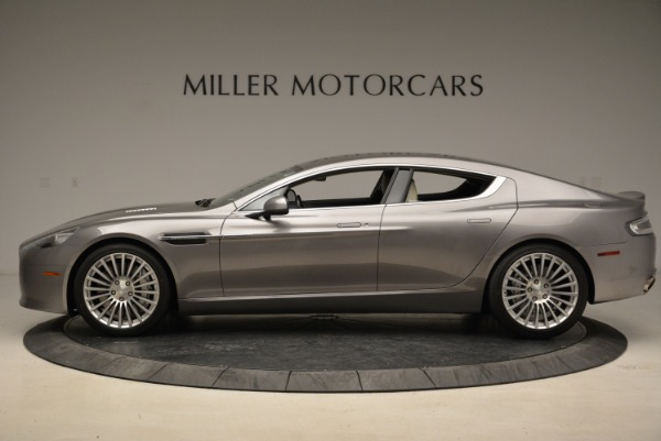 Used 2014 Aston Martin Rapide S for sale Sold at Aston Martin of Greenwich in Greenwich CT 06830 3