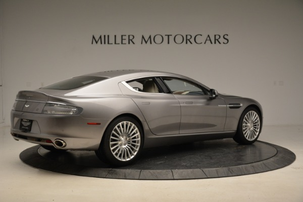 Used 2014 Aston Martin Rapide S for sale Sold at Aston Martin of Greenwich in Greenwich CT 06830 8