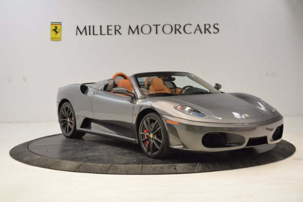 Used 2008 Ferrari F430 Spider for sale Sold at Aston Martin of Greenwich in Greenwich CT 06830 11