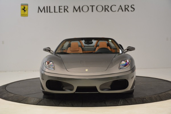 Used 2008 Ferrari F430 Spider for sale Sold at Aston Martin of Greenwich in Greenwich CT 06830 12