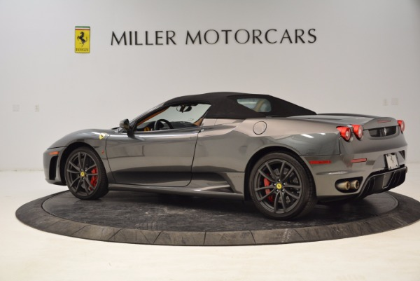 Used 2008 Ferrari F430 Spider for sale Sold at Aston Martin of Greenwich in Greenwich CT 06830 16