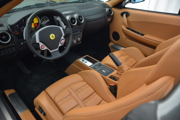 Used 2008 Ferrari F430 Spider for sale Sold at Aston Martin of Greenwich in Greenwich CT 06830 24